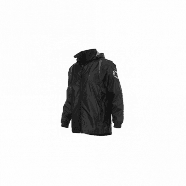 CENTRO WINDBREAKER BLACK (PRICE BASED ON A MINIMUM BUY OF 6 PIECES)