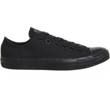 Chuck Taylor All Star Low Top Black