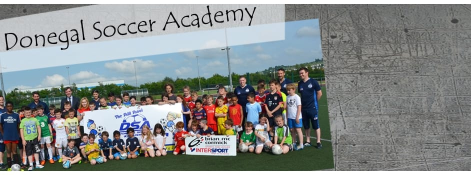donegal soccer academy