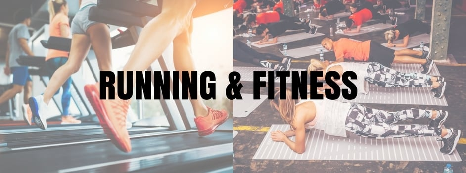 womens running and fitness