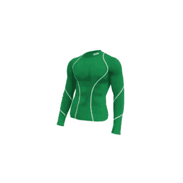 Compression Gear Top Green