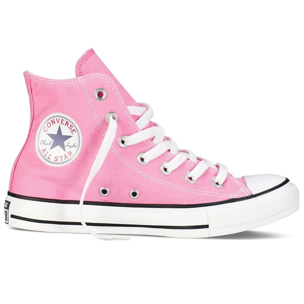 migliore collezione grande varietà Miglior prezzo Converse Chuck Taylor All Star High Top Pink | BMC Sports