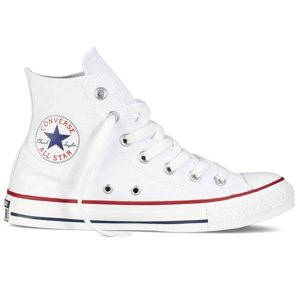 converse high top white