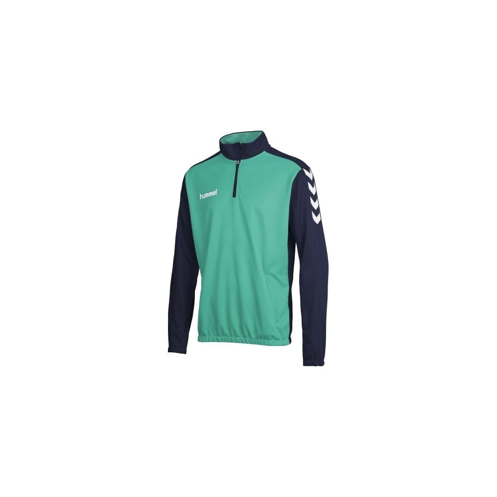 Hummel CORE 1 2 ZIP SWEAT MARINE ATLANTIS - Teamwear from BMC Sports UK 59181c6bdd1e3