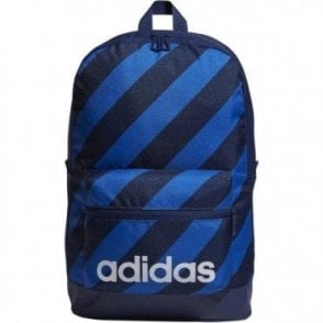 Daily Graphic Backpack Blue
