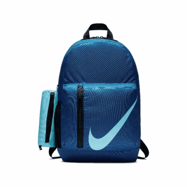 Elemental Backpack w/ Pencil Case Blue