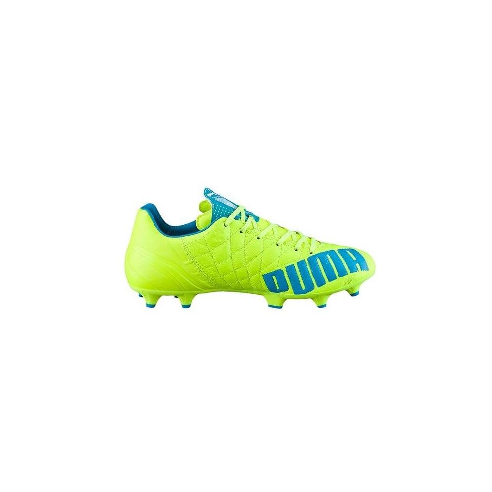 ad589e824a5c60 Puma evoSPEED 3.4 FG Fooball Boots