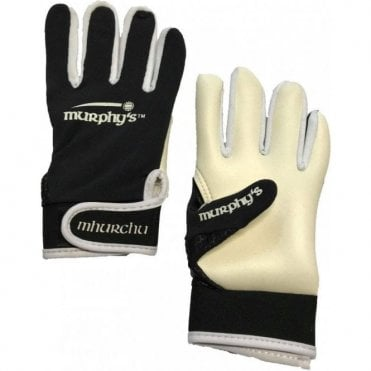 Gaelic Gloves Black
