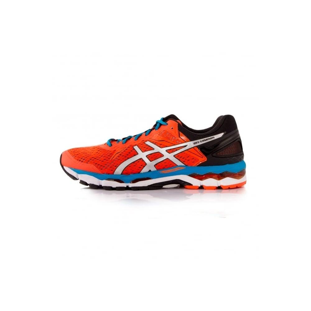 Men's 2 Gel Running Shoes Luminus Orange Asics rCqwUr