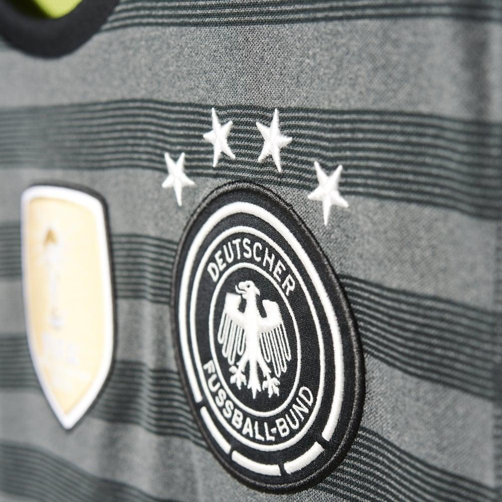 f5dfec5948 GERMANY EURO 2016 AWAY JERSEY