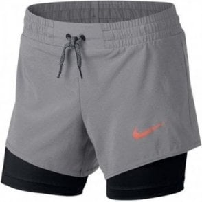 Girls 2 in 1 Shorts