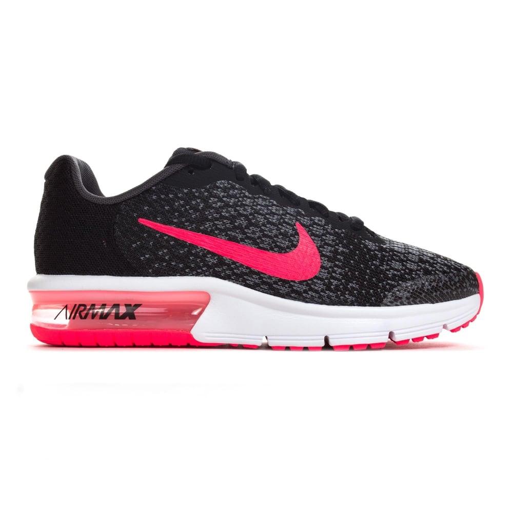 a4c9b0cf05c Nike Girls Air Max Sequent 2