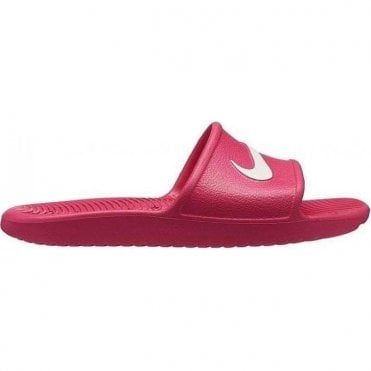 Girls Kawa Shower Slides Pink