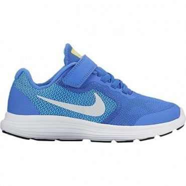 Girls' Nike Revolution 3 (PS)
