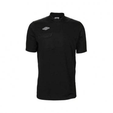 Goalkeeper Jersey SS Black