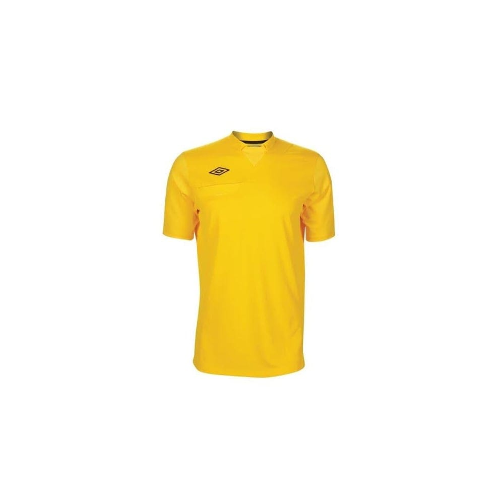 cbcc6ffd667 Umbro Goalkeeper Jersey SS Yellow