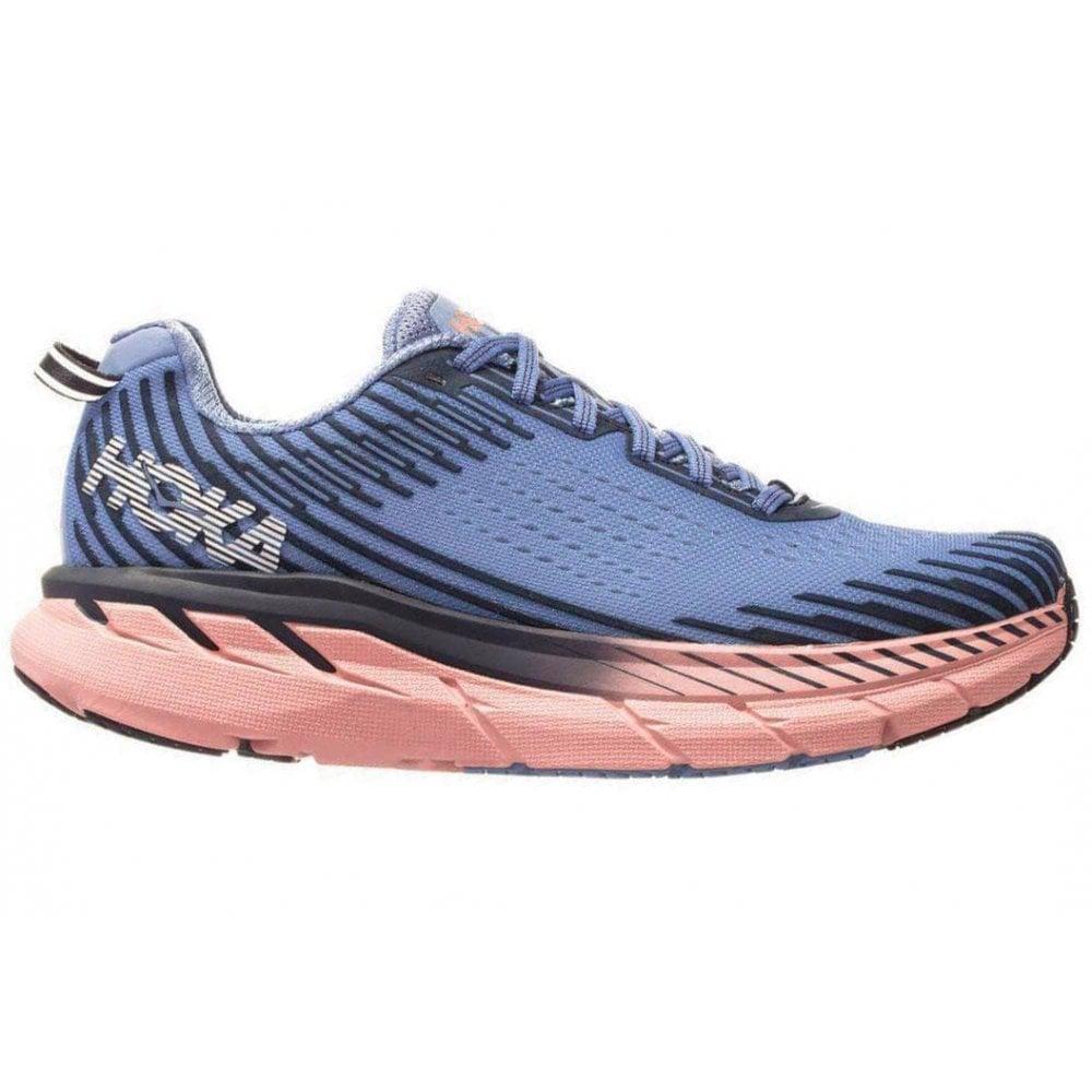 Clifton 5 Blue Running Shoes   BMC Sports