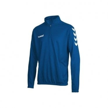 CORE 1/2 ZIP SWEAT TRUE BLUE