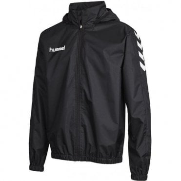 CORE SPRAY JACKET BLACK