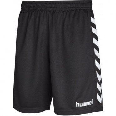 CORE TRAINING SHORTS BLACK