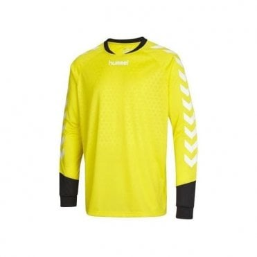 ESSENTIAL GK JERSEY BLAZING YELLOW