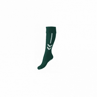 Hummel Classic Football Sock Evergreen/White