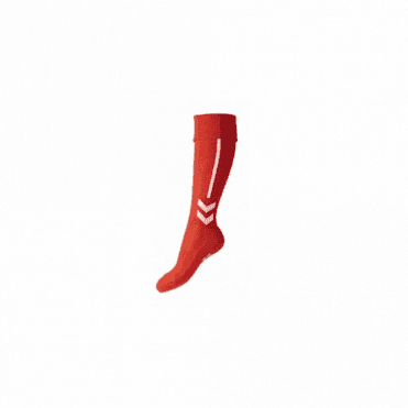 Hummel Classic Football Sock Fire Red/White