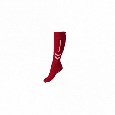 Hummel Classic Football Sock Red/White