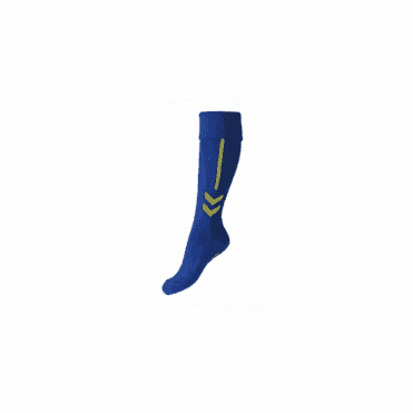 Hummel Classic Football Sock True Blue/Sports Yellow