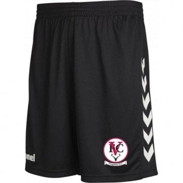 Virginia FC Core Poly Shorts Black