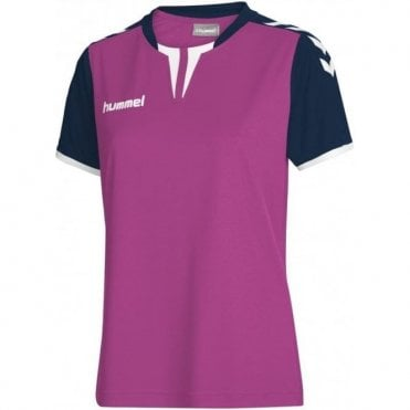 Womens Core SS Poly Jersey