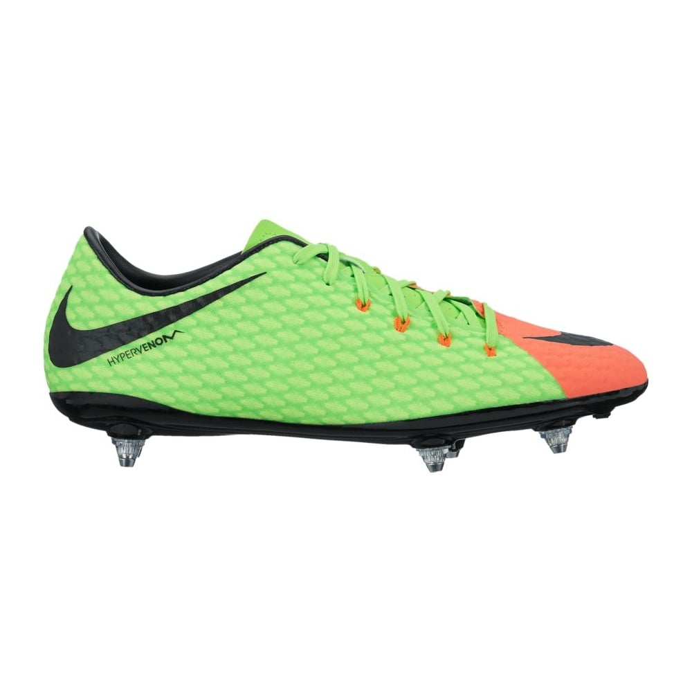 meet 21094 4a7f8 Hypervenom Phelon III Soft-Ground Football Boot