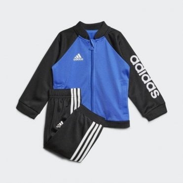 Infant Boys Shiny Tracksuit