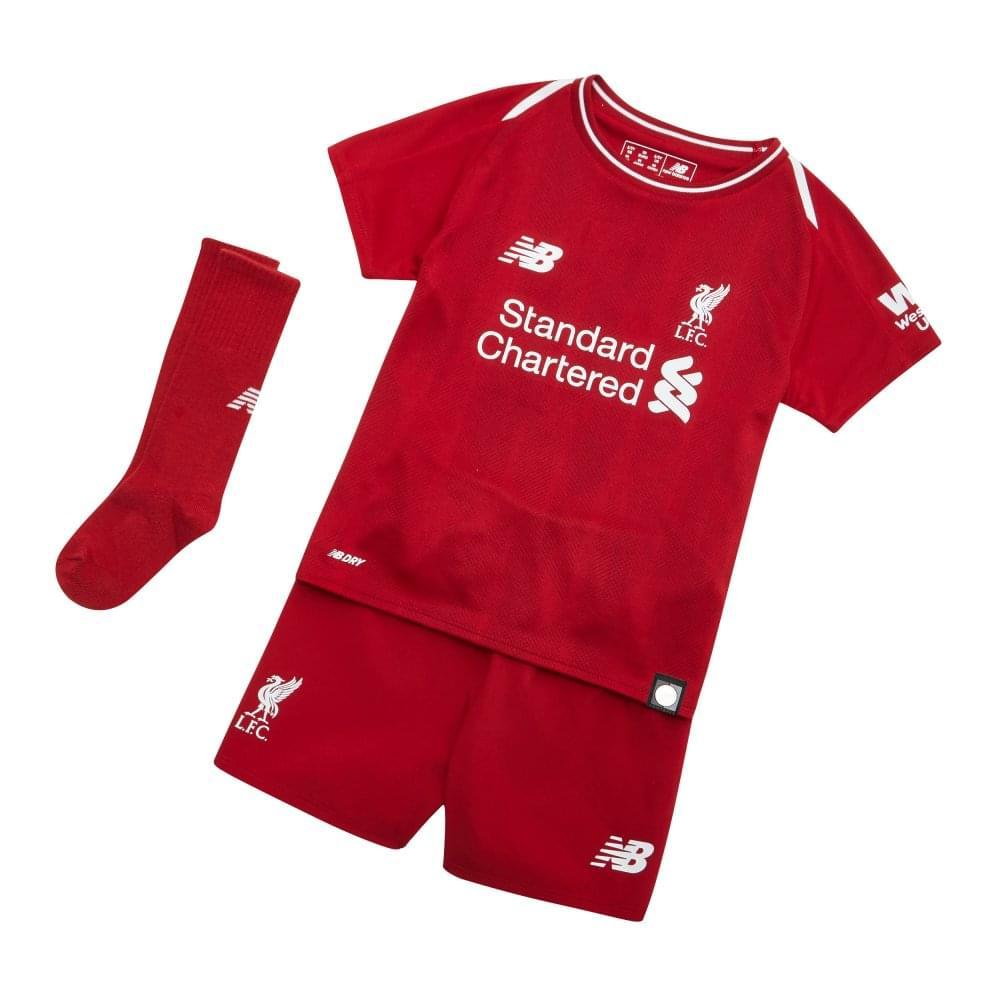 1371c4e8c 18 19 range. Infant  039 s Liverpool Home Mini Kit ...