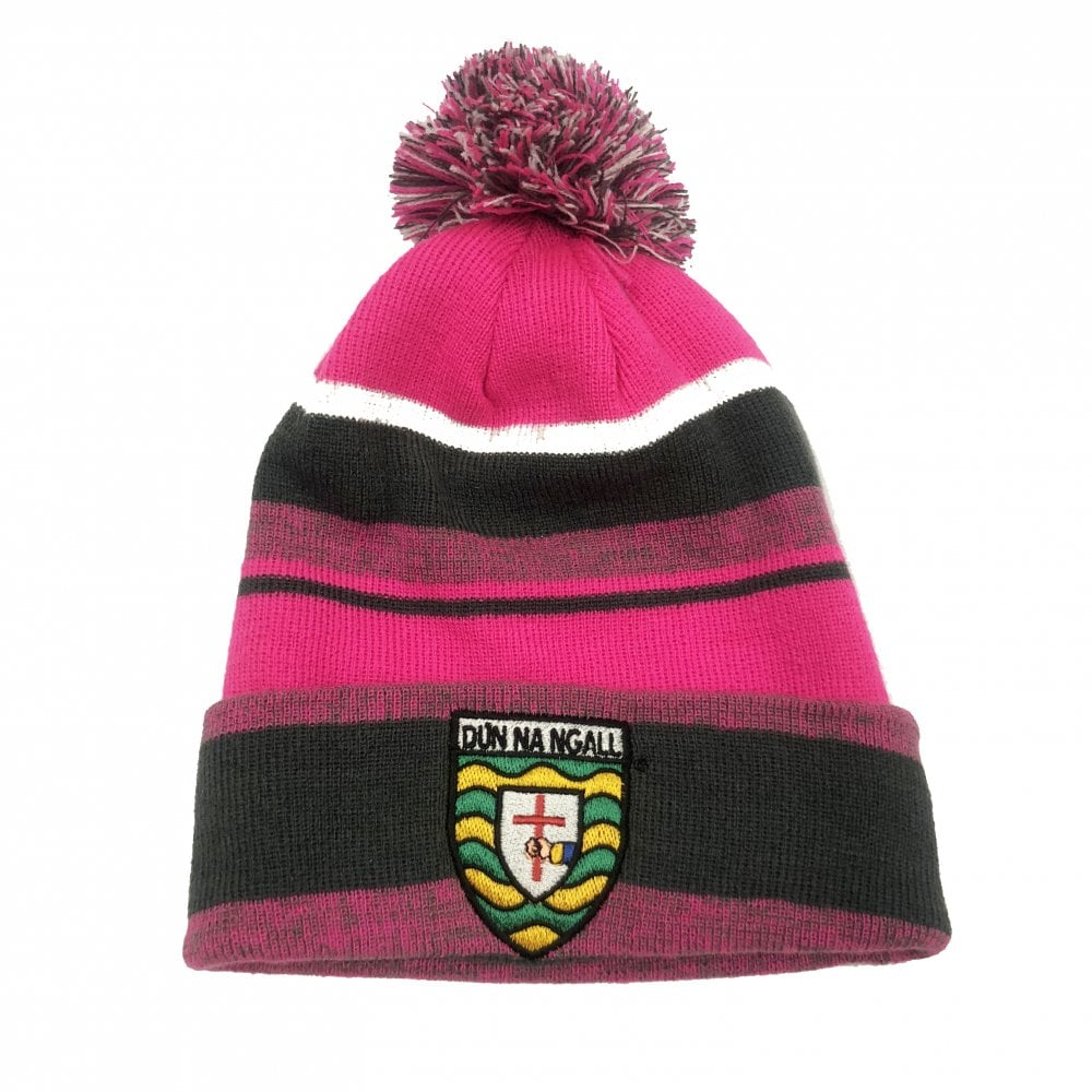 e3bfe30f Pink Donegal GAA Bobble Hat