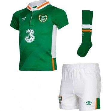 IRELAND HOME BABY KIT 2016