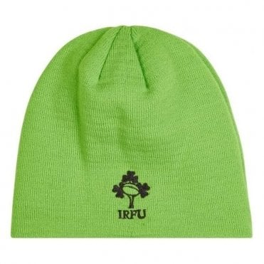 IRFU Acrylic Fleece Lined Beanie Hat