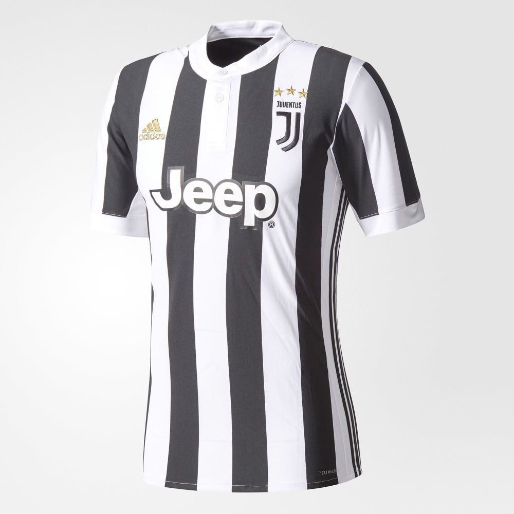 finest selection cf91b f287b Juventus Home Jersey