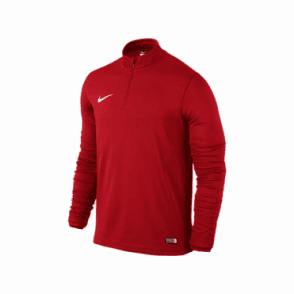 Kids Academy 16 Midlayer Top Red