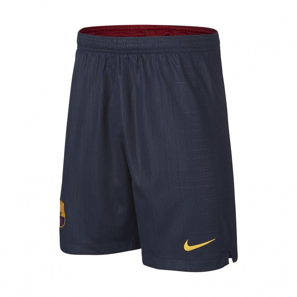 22224d358c0 Nike Kids Barcelona Home Shorts 18 19