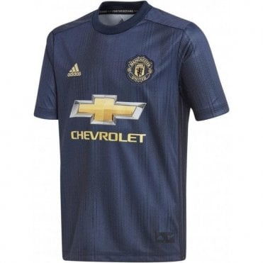 Kids Manchester United 3rd Jersey 18/19