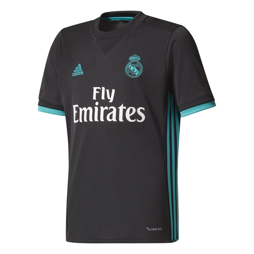 Real Madrid 2017-2018 Third Jersey ADIDAS ORIGINAL FREE 2-3 DAY SHIPPING