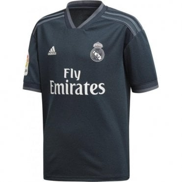 Kid's Real Madrid Away Jersey 18/19