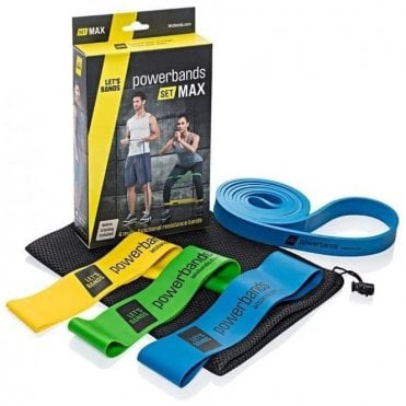 Let's Bands - Powerbands Set Max