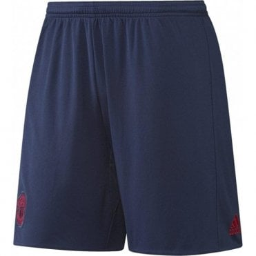 MAN UNITED AWAY MENS SHORTS