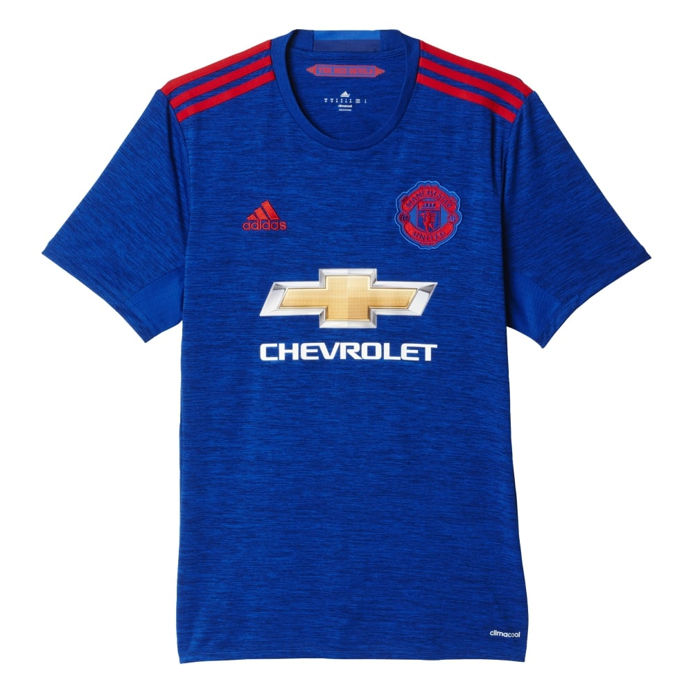 detailed look 5647c 5e9f1 MAN UNITED FC SS AWAY JERSEY