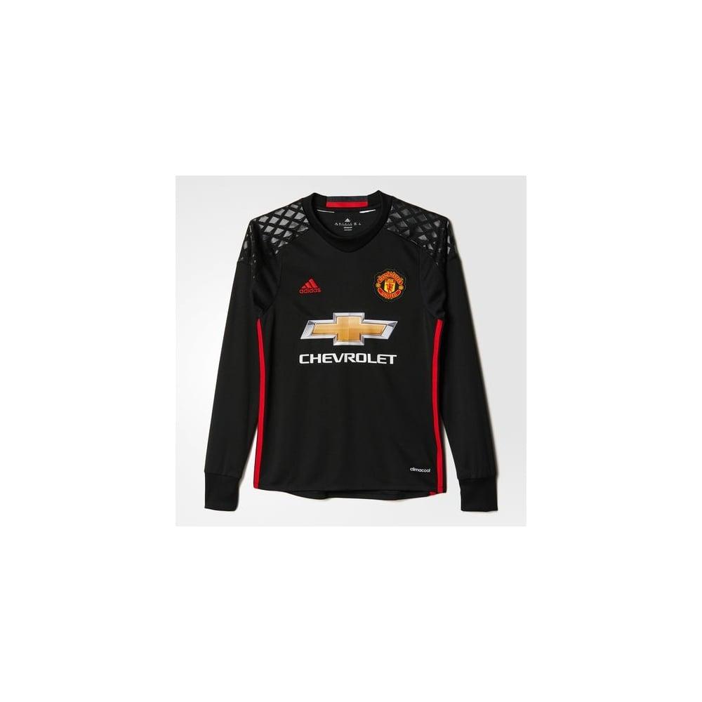 on sale 11dda 0ed1c MANCHESTER UNITED FC GK JERSEY