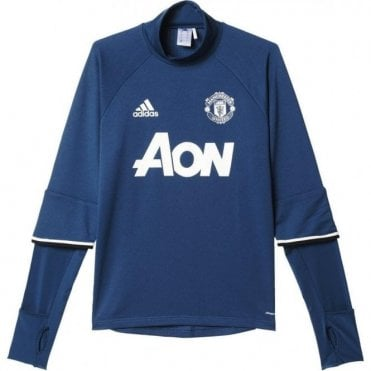 MANCHESTER UNITED FC TRAINING TOP