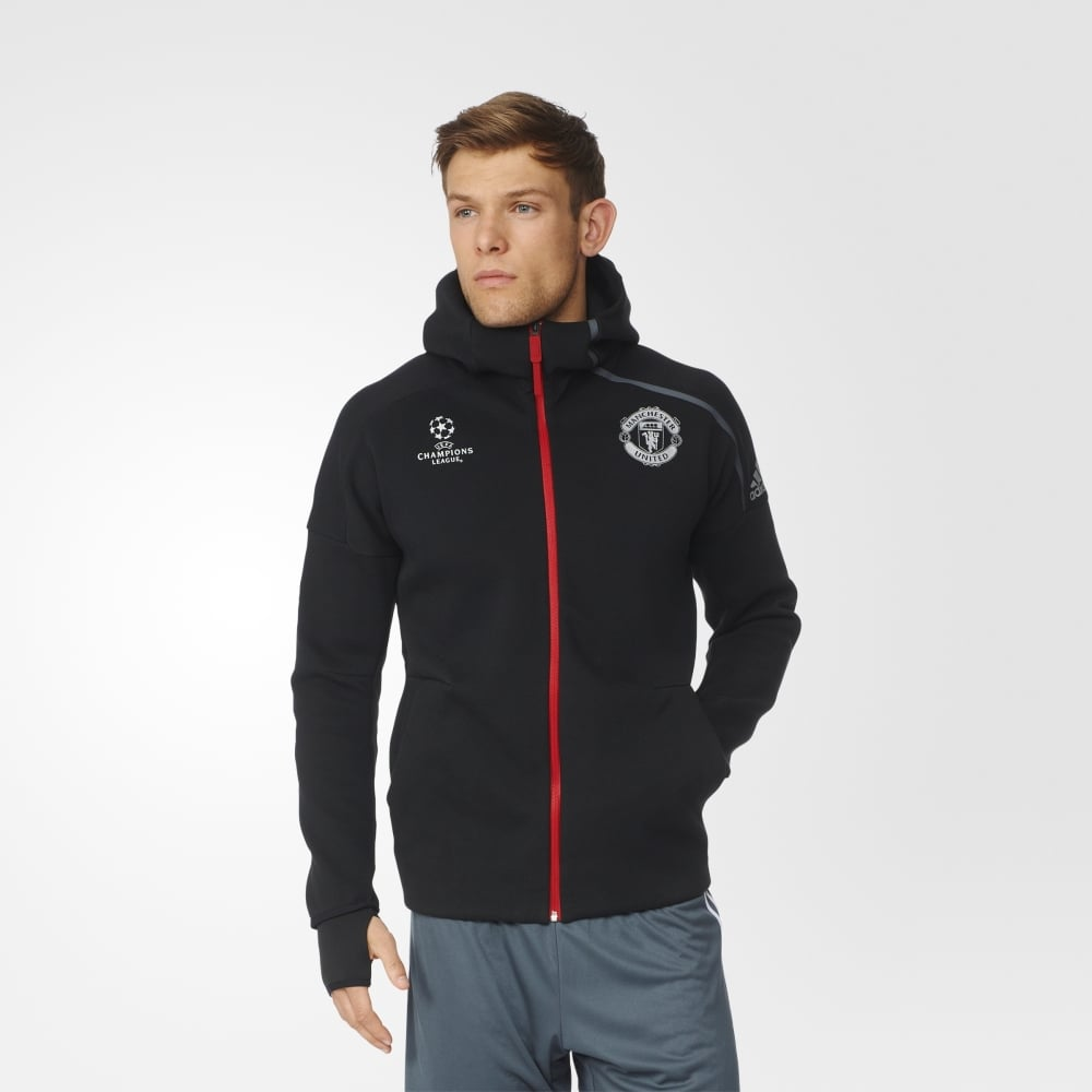 info for 9deb9 8b6b3 MANCHESTER UNITED FC Z.N.E JACKET