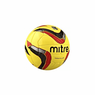 Max Football Fluoro Yellow - Ideal for Winter